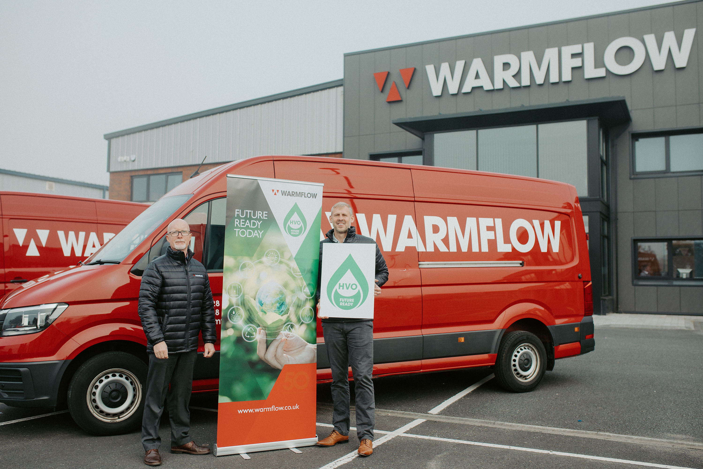 WARMFLOW VAN 8
