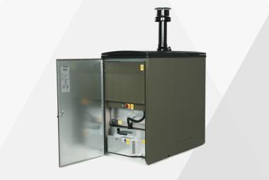 Biomas boiler